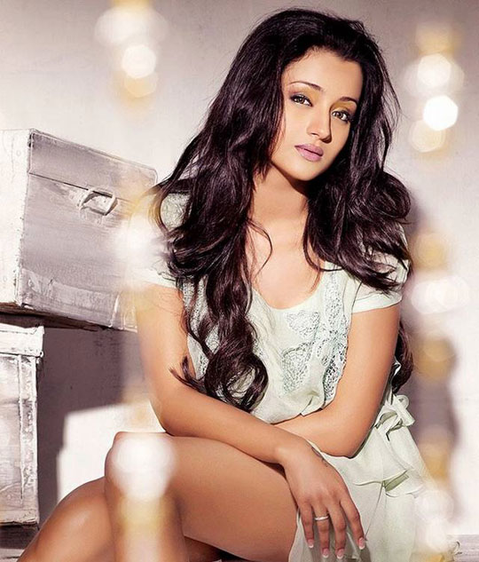 South indian tamil actress trisha krishnan hot photos subtat for Actress trisha bathroom scandal